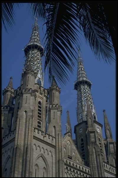 Jakarta Cathedral.