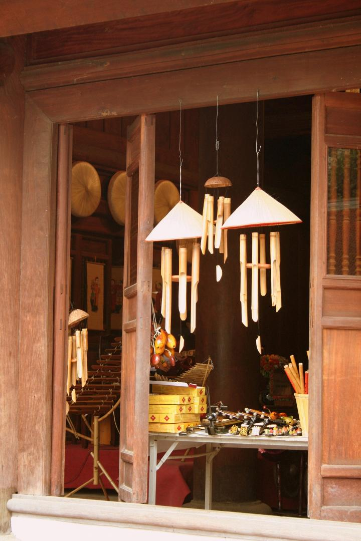 Typical Vietnam Handicrafts