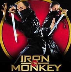 Cover- Iron Monkey