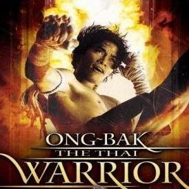 Cover- Ong-Bak: Thai Warrior