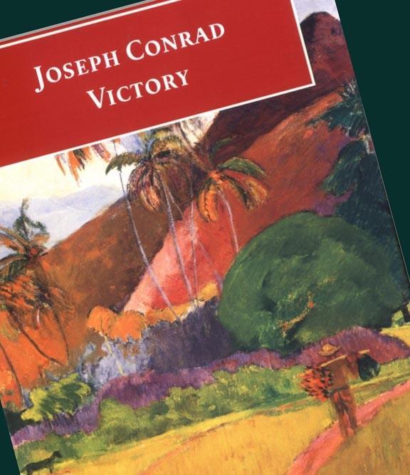 Victory, by Joseph Conrad