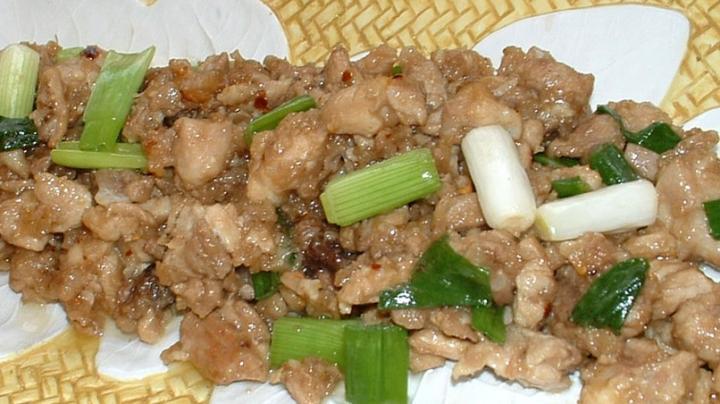 Sichuan Chicken