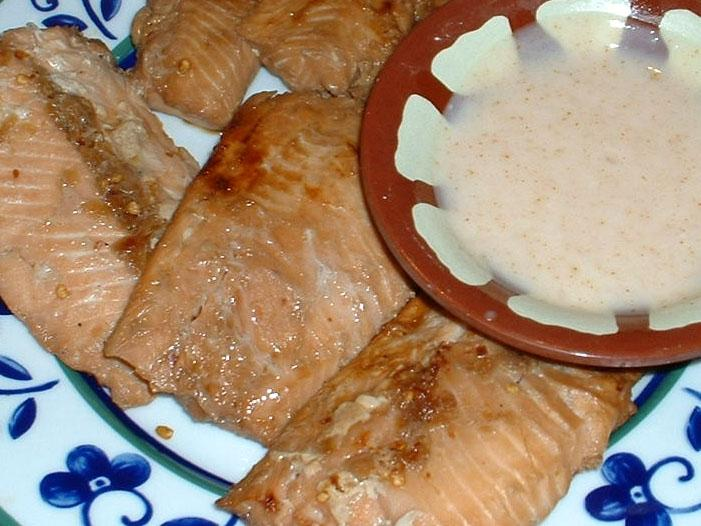 Sichuan Salmon