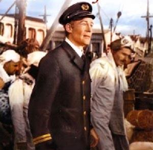 Peter O'Toole is Lord Jim