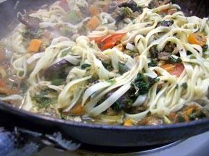 Chow Chow Noodles