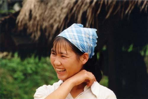 Farmer in Northern Vietnam - Copywrite Brenda Sunno