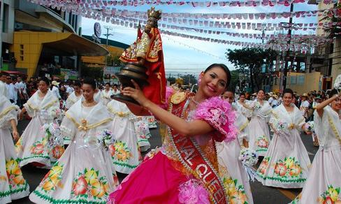 Tangub City's Sinanduloy is the Sinulog-Based winner in 2009's grandest Sinulog Festival