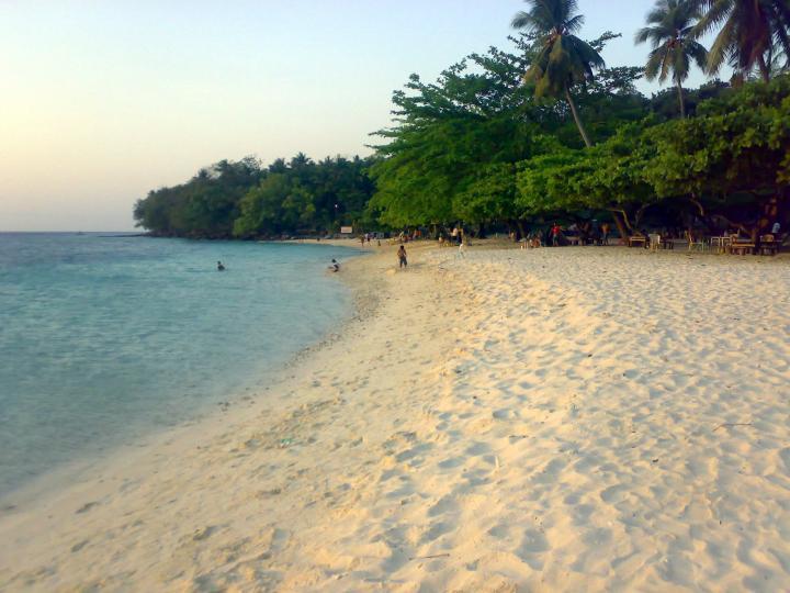 Isla Reta, Talikud Island, Davao, Philippines