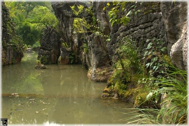 Still Lake (Tian-Xin, Guizhou province)