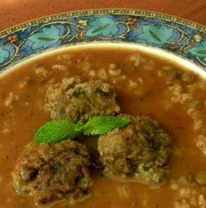Kufteh Soup