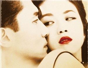 Tony Leung and and Wei Tang in Lust, Caution
