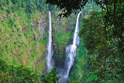 Waterfalls - Bolaven, Lao