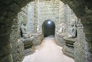 Travel to Mrauk U is a way to explore Myanmar or Burma on a great tour