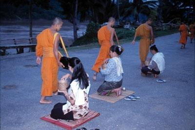 Spiritual Righteousness in Laos