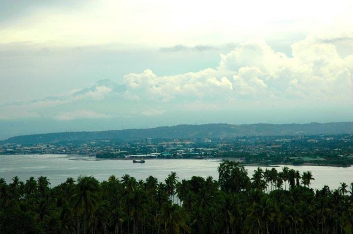 Overlooking Davao