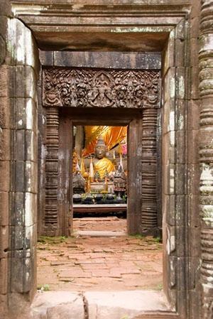 Wat Phou Temple - Champassak
