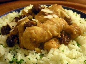 Syrian Chicken