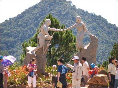 Lang Biang Mountain - Da Lat, Vietnam