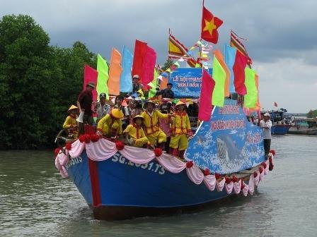 Whale festival - Nha Trang Vietnam