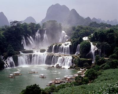 Cam Ly Waterfall - Dalat Vietnam