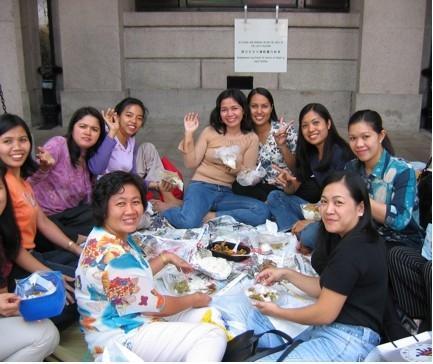 Dating filipinas in hong kong