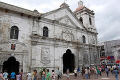 Cebu's Basilica Minore del Sto. Niño is the oldest church in the Philippines built by the Spaniards in 1565