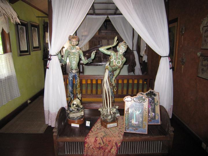 Mr. Widayanto's bedroom
