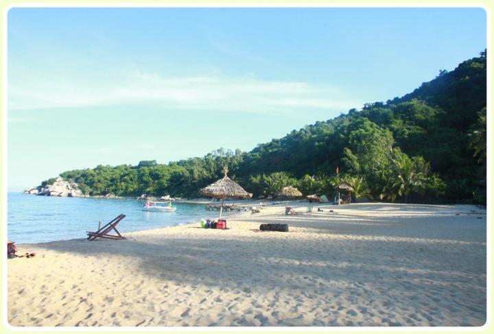 Cu Lao Cham Beach, Vietnam