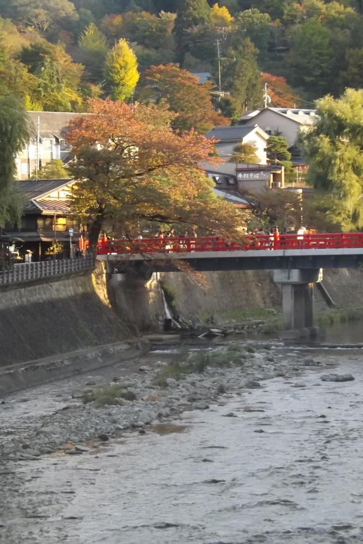 A view by the Miyagawa River in Hida Takayama, Japan (c) Sze-Leng Tan
