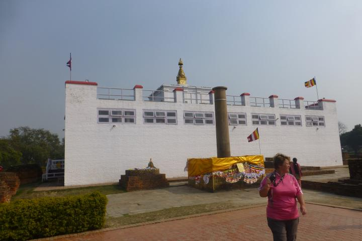 Lumbini, the birth place of lord Buddha, place to visit once in human like to see where Buddha was born.