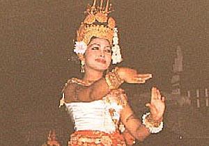 Apsara Dance, Siem Reap, Cambodia.