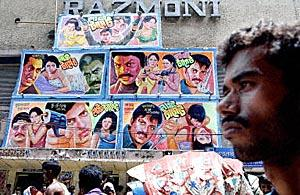 Popularly known as Dhaliwood, the Bengali film industry churns out some 100 low-budget movies yearly.