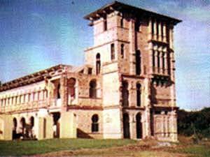 The Majestic Kellie's Castle in Batu Gajah