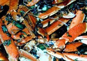 Singapore Chilli Crab