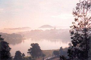 Xuan Huong Lake, Dalat