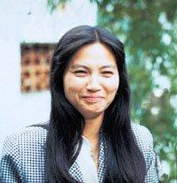Artist Tran Tuyet-Mai
