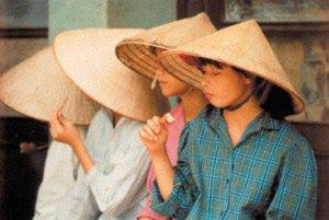 Along with the graceful silk ao dai, the non has become a sort of informal Vietnamese national symbol recognized worldwide.