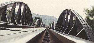 og Broen over floden Kwai