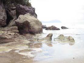 Bako's Water Area