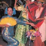 Due to its diverse cultural make-up, there are many forms of performing arts in Malaysia. Traditional performances such as the Joget, Tarian Lilin (Candle Dance) and Dikir Barat belong to the Malays, the striking Lion Dance and Stage Opera by the Chinese while the Indians are well-known for their Bhrata Natyam Dance.
