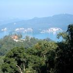 Sun Moon Lake, Nantou County, Taiwan.