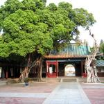 Koxinga Shrine, Tainan, Taiwan.