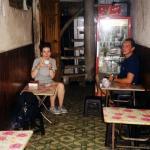 """Café culture – the delights of """"Café Trung"""" at Café Giang, Hanoi."""