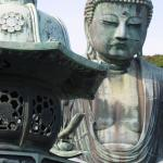 Great Buddha at Tokokuin Temple, Kamakura