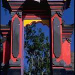Gateway in Secardaci, Bali, Indonesia