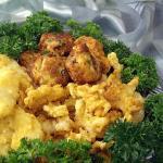 Mediterranean Seafood Fritte