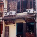 The 135 year old Cha Ca La Vong Restaurant, in Cha Ca Street, Hanoi, Vietnam.