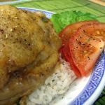 Asadong Manok (Piquant Chicken Stew)