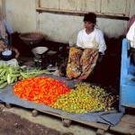 Sweta market scene.