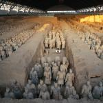 Xian, Army of Terracotta Warriors